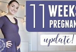 11 WEEKS PREGNANT | Not Gaining Enough Weight?